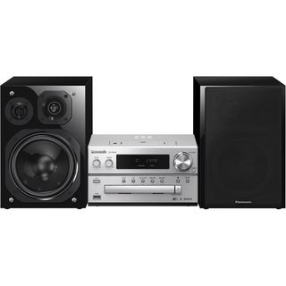Panasonic SC-PMX9 Micro Hi-Fi System - 120 W RMS - iPod Supported - S