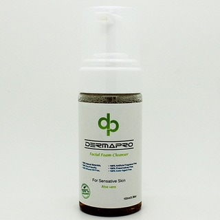 DermaPro 4-ounce Facial Foam Acne Rinse