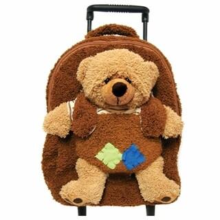 Best Buddy Little Brown Bear Rollerbag/ Backpack