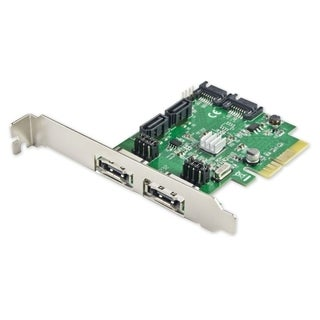 Syba Revision 2.0 PCI-E SATA RAID Controller Card using Marvell Chipset