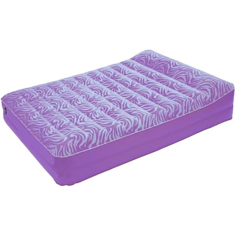Air Cloud Fiore Queen-size Air Bed with Built in Pillow
