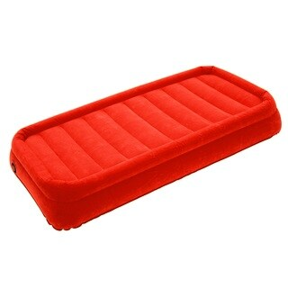 Air Cloud Child's Red Twin-size Air Bed