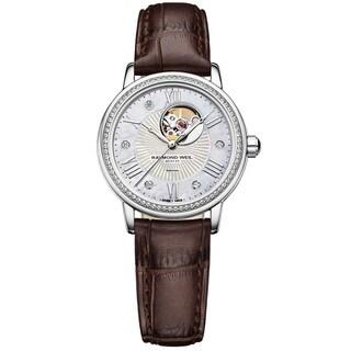 Raymond Weil Women's 2627-SLS-00965 Maestro Automatic Watch