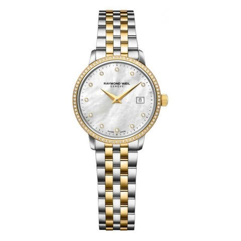 Raymond Weil Women's Toccata Quartz Watch