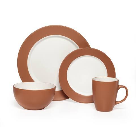Pfaltzgraff Everyday Harmony Spice 16-piece Dinnerware Set