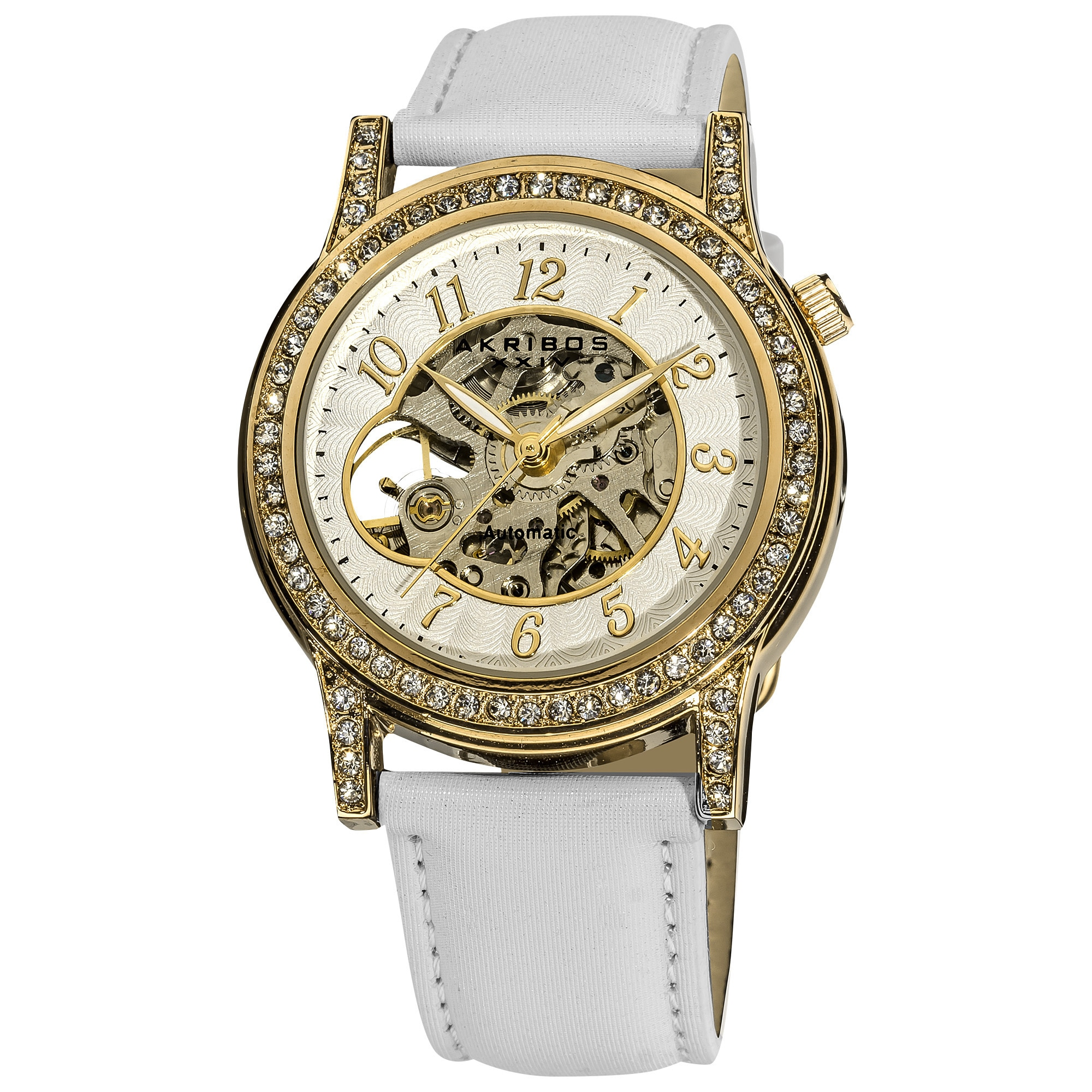 watch watches vodrich products silver davinci back leather vinci band da luxury genuine unisex