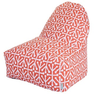 Majestic Home Goods Outdoor Indoor Aruba Kick-It Chair