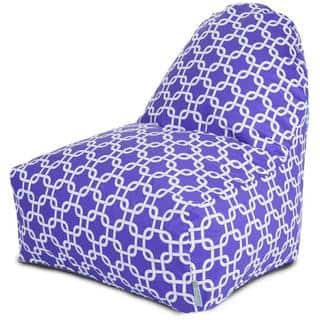 Majestic Home Goods Outdoor Indoor Purple Links Kick-It Chair|https://ak1.ostkcdn.com/images/products/9613037/P16798443.jpg?impolicy=medium