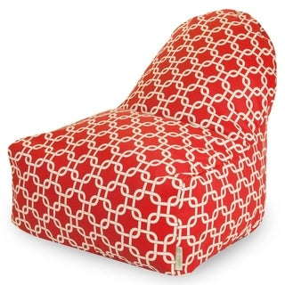 Majestic Home Goods Outdoor Indoor Links Kick-It Chair