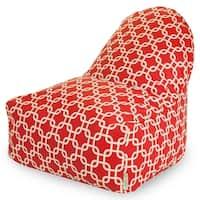Majestic Home Goods Outdoor Indoor Links Kick-It Chair