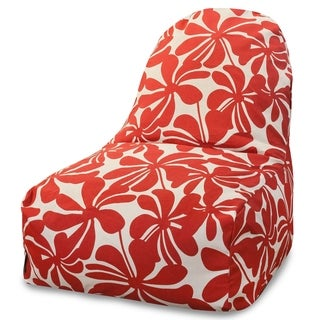 Majestic Home Goods Outdoor Indoor Plantation Kick-It Chair
