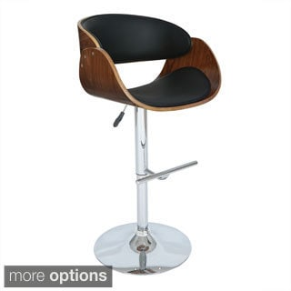 Porthos Home Monroe Adjustable Modern Bar Stool