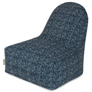 Majestic Home Goods Outdoor Indoor Kick-It Chair