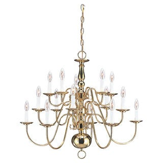 15-light Traditional Chandelier