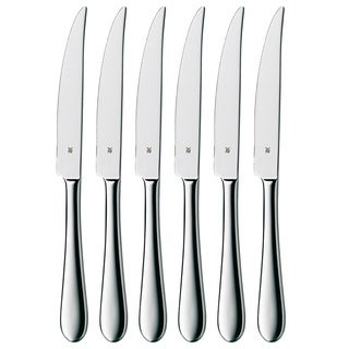 WMF Signum Stainless Steel Steak Knives (set of six)