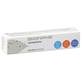 Bionime Lancets (Pack of 100)