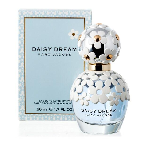 f08b15f5dfd0b Shop Marc Jacobs Daisy Dream Women s 1.7-ounce Eau de Toilette Spray - Free  Shipping Today - Overstock.com - 9613415