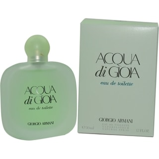 Giorgio Armani Acqua Di Gioia Women's 1.7-ounce Eau de Toilette Spray