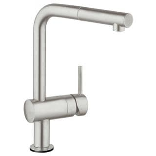 Grohe Minta Minta L Touch Supersteel Infinityfinish Faucet