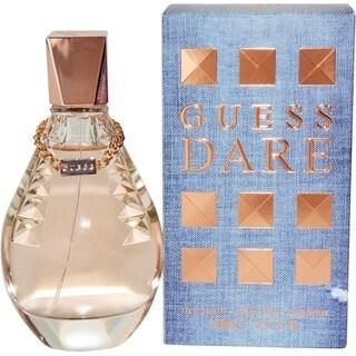 Guess Dare Women's 3.4-ounce Eau de Toilette Spray