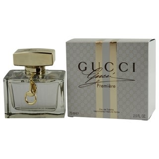 Gucci Premiere Women's 2.5-ounce Eau de Toilette Spray