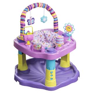 Evenflo ExerSaucer Bounce and Learn Sweet Tea Party|https://ak1.ostkcdn.com/images/products/9613532/P16799084.jpg?impolicy=medium