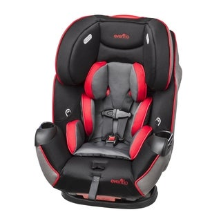 Evenflo Symphony LX Convertible Car Seat in Kronus