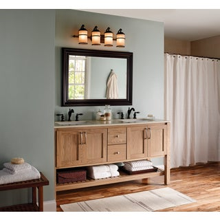 4-light Wall/Bath Fixture