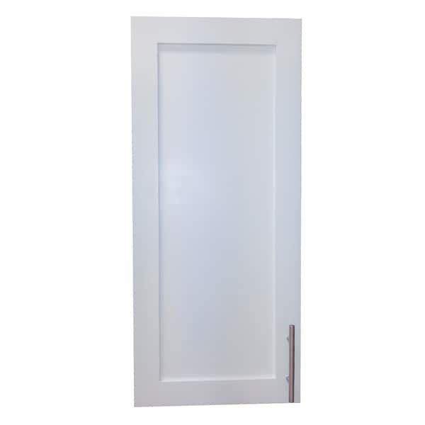 Shop Classic White Enamel Wall Mounted Shallow 2 5 Inch