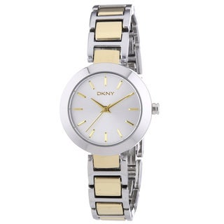 DKNY Stanhope Women's Two-tone Stainless Steel NY8832 Watch
