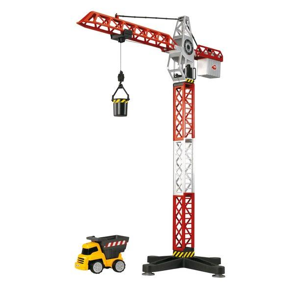 Dickie Toys Building Team Crane
