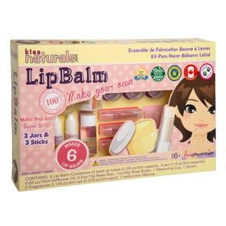 Fundamentals Toys Kiss Naturals DIY Lip Balm Making Kit|https://ak1.ostkcdn.com/images/products/9613926/P16799217.jpg?impolicy=medium