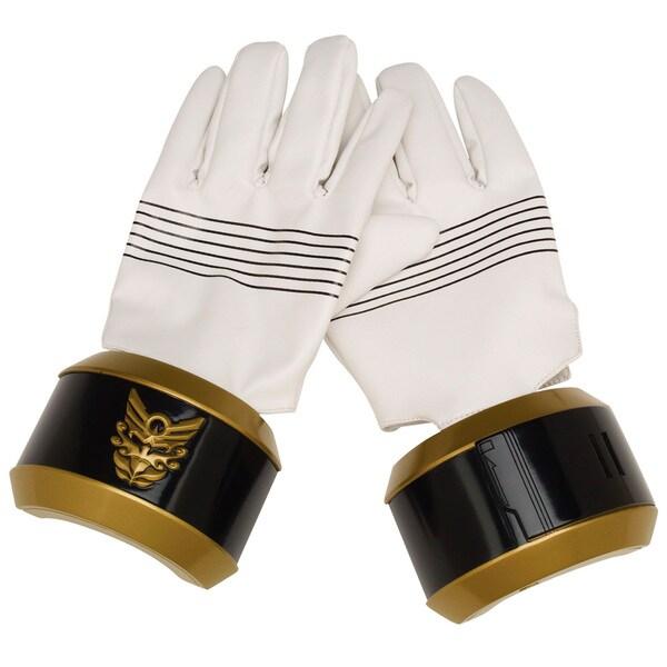 Bandai Power Rangers Ranger Deluxe Hand Gear