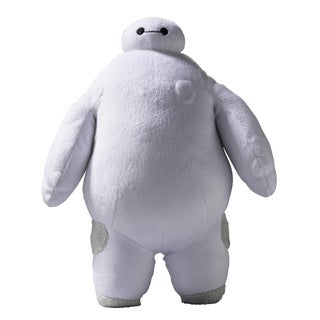 Bandai Big Hero 6 SFX Baymax Plush