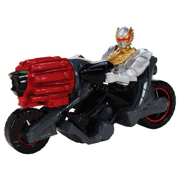 Bandai Power Rangers Robo Knight Lion Cycle