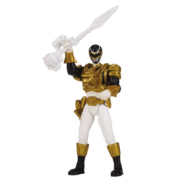 Bandai Power Rangers Ultra Black Ranger Basic Figure