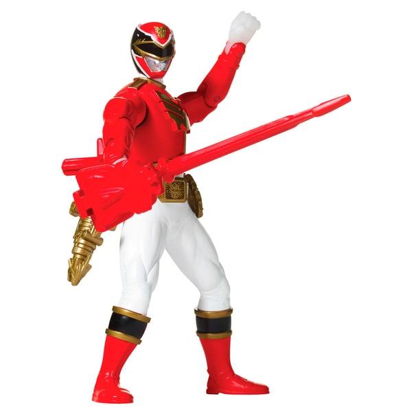 Bandai Power Rangers Battle Morphin Red Ranger