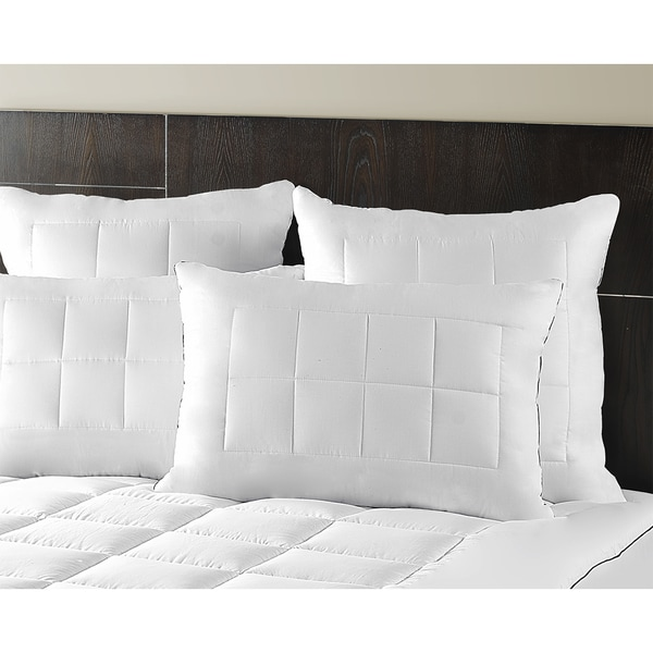 maison luxe ultimate comfort u0026 support luxury pillowtop mattress pad free shipping today