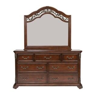 Liberty Messina Estates 7-drawer Dresser and Mirror Set