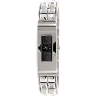 Dkny Women's Beekman NY2227 Silver Stainless-Steel Quartz Watch with Silver Dial