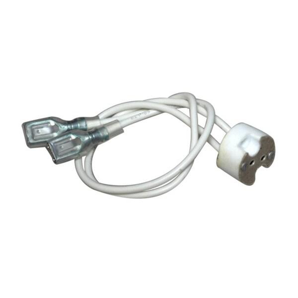 Bulb Socket for HL-150 or HL-250 Fiber Optical Microscope Illuminators