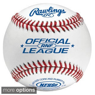 Rawlings High School Game Baseball (Set of 12)