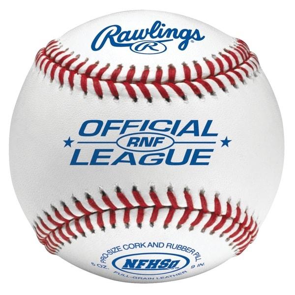 Rawlings High School Game Baseball (Set of 12)