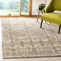 Safavieh Handmade Wyndham Natural Wool Rug - 6' x 9'