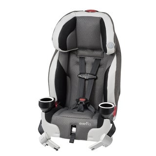 evenflo rightfit booster car seat in capri free shipping today 18146579. Black Bedroom Furniture Sets. Home Design Ideas