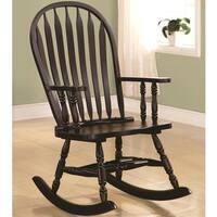 Balsam Windsor Arrow Back Rocking Chair