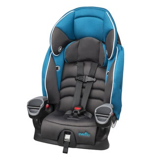 Evenflo Maestro Booster Car Seat in Thunder