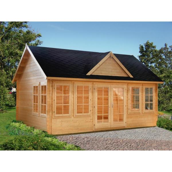 Shop Allwood Claudia Cabin Kit Overstock 9614771
