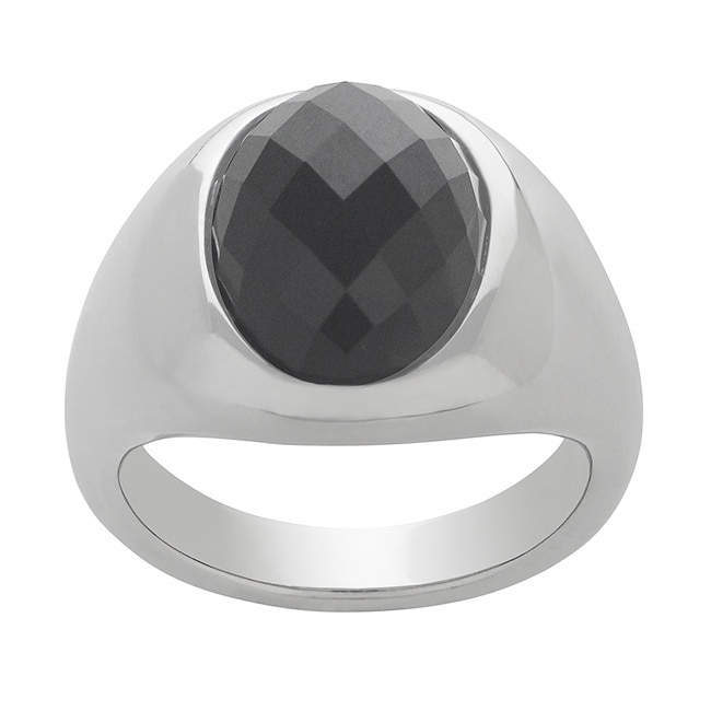 PearLustre by Imperial Gems For You Sterling Silver Men's...