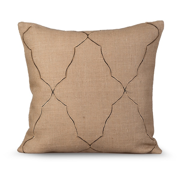 Mesmerize Feather-filled Decorative Pillow - Free Shipping Today - Overstock.com - 16800105